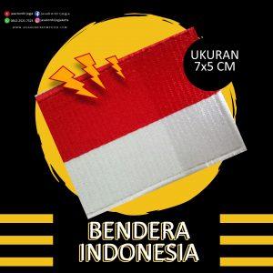 Bordir Bendera Indonesia